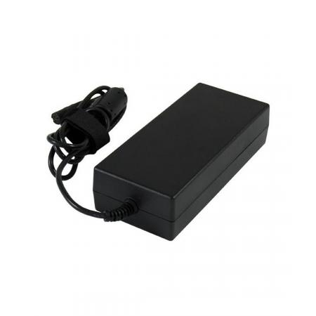Laptop adapter - LC-Power - LC120NB - 6320 mA - Zwart